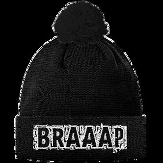 BRAAAP POM-POM BEANIE
