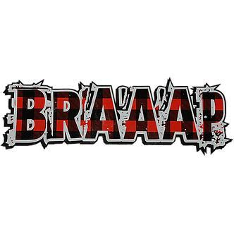 BRAAAP RED PLAID