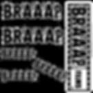 Braaap Stickers