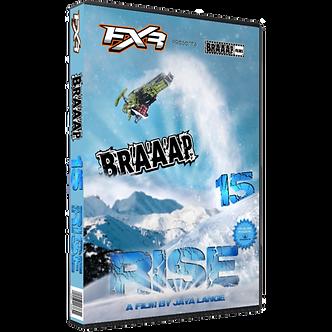 BRAAAP 15 RISE