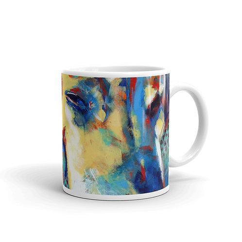 Sleepy Hound mug