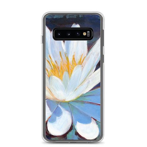 Sun on a Waterlily Samsung Case