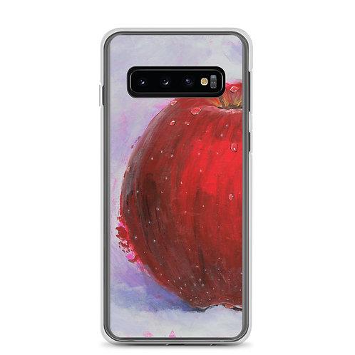 Red Apple Samsung Case
