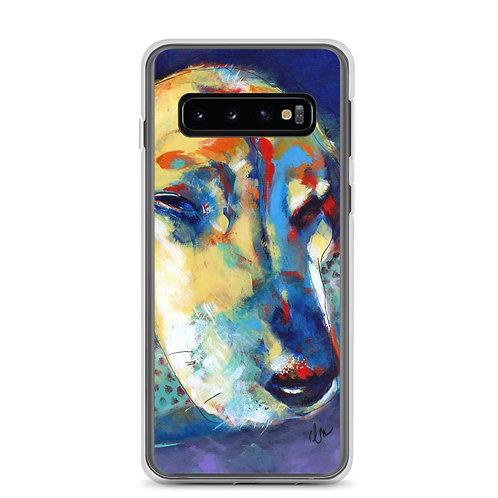 Sleepy Hound Samsung Case
