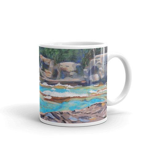 Indian Head Cove mug