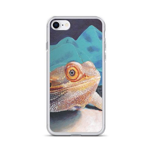 Beardie iPhone Case