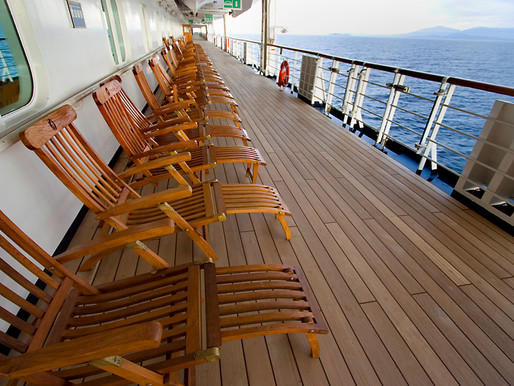 Rearranging the Deck Chairs on the Titanic - Procrastination