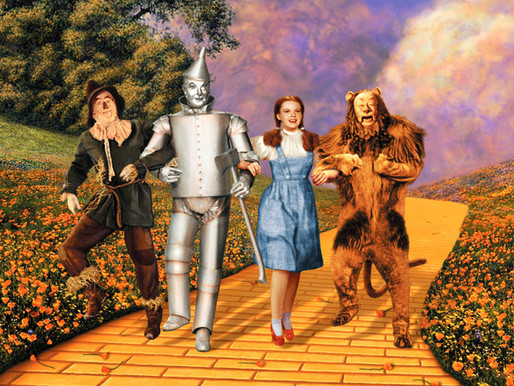 "The Land of Oz - ""You had the power all along, my dear."""