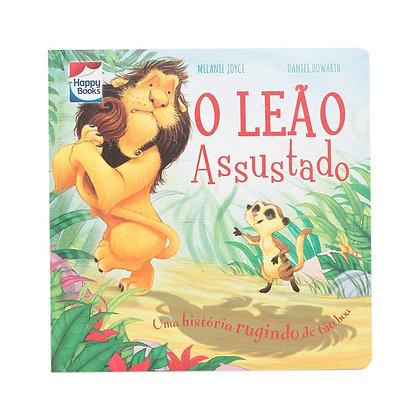 PEQUENOS TESOUROS: LEAO ASSUSTADO, O