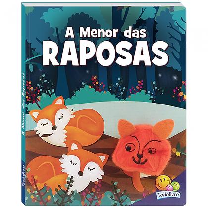 Dedinhos Agitados Um Livro-fantoche Iv: A Menor Das Raposas