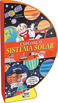LIVRO-GLOBO: EXPLORE O SISTEMA SOLAR