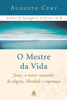 MESTRE DA VIDA, O - ANALISE INTEL. CRISTO - LIV.03