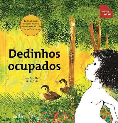 CL - DEDINHOS OCUPADOS - TAN TAN - 1ED - BR