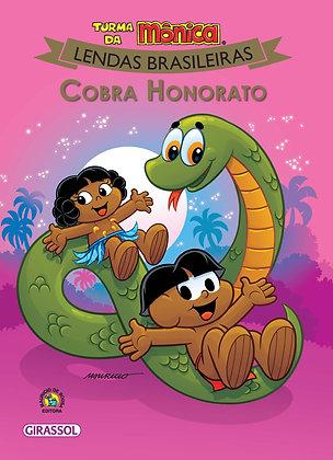 TM - LENDAS - BR  COBRA HONORATO (CAPA NOVA)