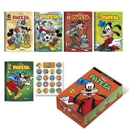 Box Hq Disney Pateta - Ed. 0 A 4