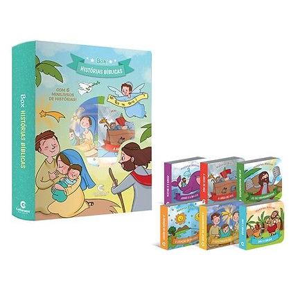 Box Histórias Bíblicas