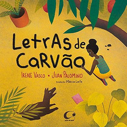 LETRAS DE CARVAO