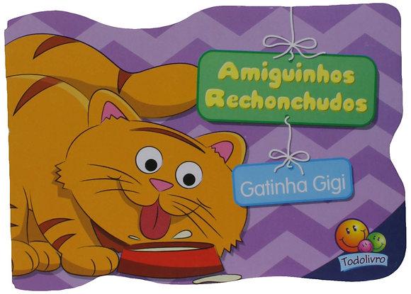 AMIGUINHOS RECHONCHUDOS II: GATINHA GIGI