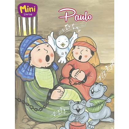 MINI - BIBLICOS: PAULO