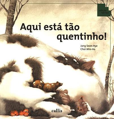 CL - AQUI ESTA TAO QUENTINHO - TAN TAN - 2ED - BR