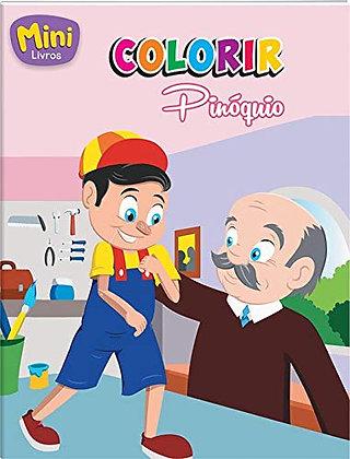 MINI - COLORIR: PINOQUIO