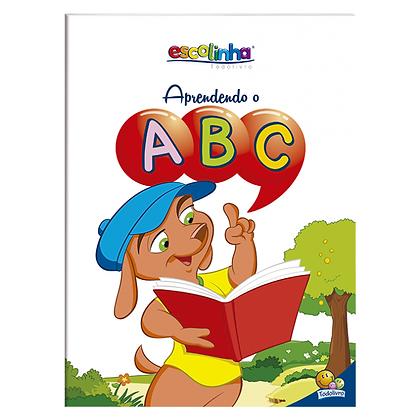 Aprendendo O Abc (Escolinha Todolivro)