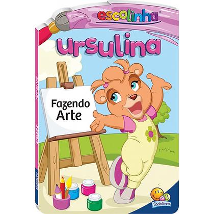Amigos Da Escolinha: Ursulina, Fazendo Arte