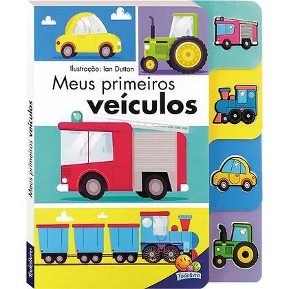 ABAS DE SILICONE: MEUS PRIMEIROS VEICULOS