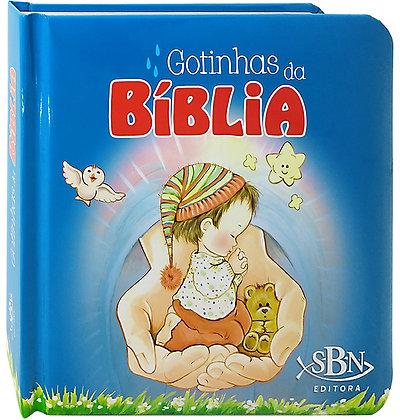 DIA A DIA COM DEUS: GOTINHAS DA BIBLIA