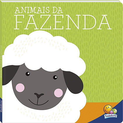 AMIGOS FOFOS: ANIMAIS DA FAZENDA