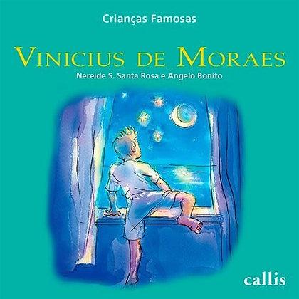 CL - VINICIUS DE MORAES - CRIANCAS FAMOSAS 1ED BR