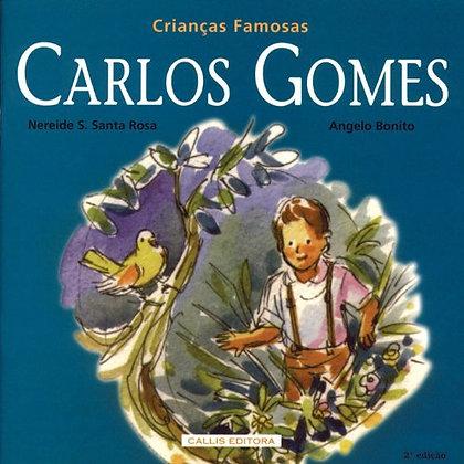 CL - CARLOS GOMES - CRIANCAS FAMOSAS - 2ED - BR