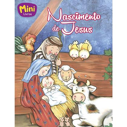 MINI - BIBLICOS: NASCIMENTO DE JESUS