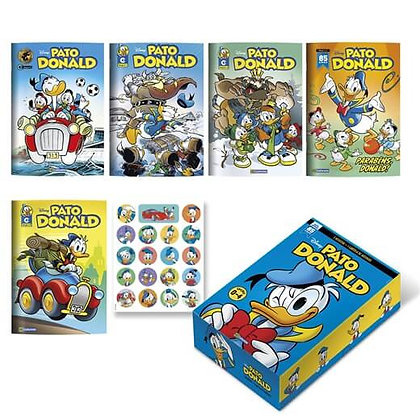 Box Hq Disney Donald - Ed. 0 A 4