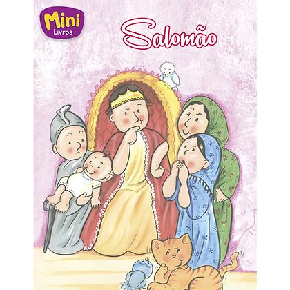 MINI - BIBLICOS: SALOMAO