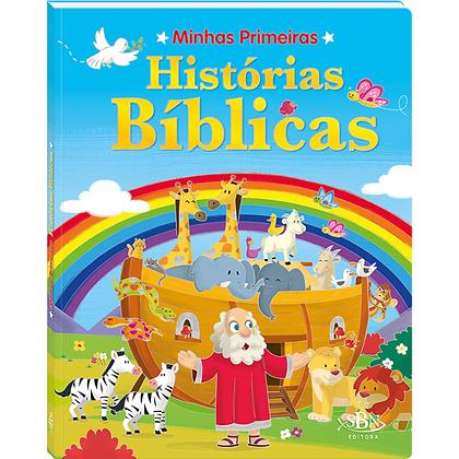 MINHAS PRIMEIRAS HISTORIAS BIBLICAS