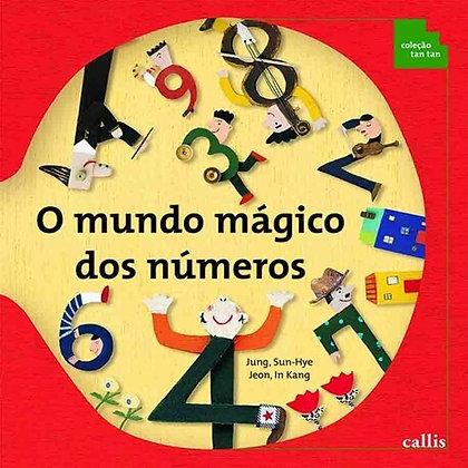 CL - MUNDO MAGICO DOS NUMEROS, O - TAN TAN - 2ED -