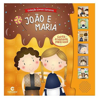 LIVRO SONORO JOÃO E MARIA