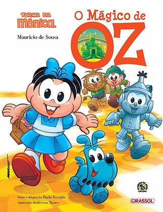 TM - GRANDES CLASSICOS - O MAGICO DE OZ