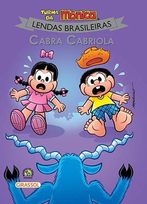 TM - LENDAS - BR CABRA CABRIOLA (CAPA NOVA)