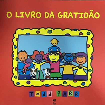 LIVRO DA GRATIDAO, O - (PANDA BOOKS)