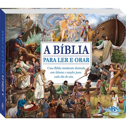 BIBLIA PARA LER E ORAR, A