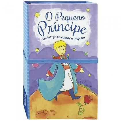 O Super Kit Para Colorir E Inspirar - Pequeno Príncipe