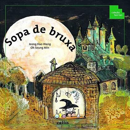 CL - SOPA DE BRUXA - TAN TAN - 2ED - BR