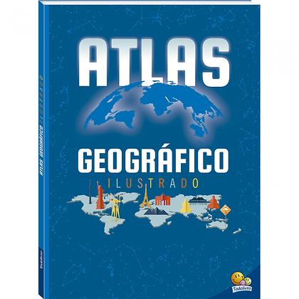 ATLAS GEOGRAFICO ESCOLAR (32P) (I)