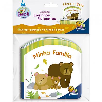 LIVRINHOS FLUTUANTES: MINHA FAMILIA