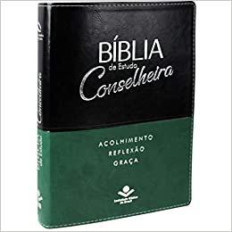 Bíblia de Estudo Conselheira - Capa couro sintético