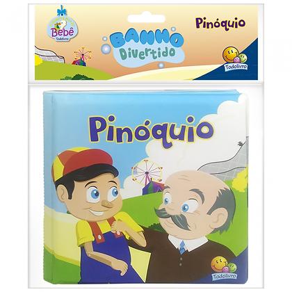 BANHO DIVERTIDO II: PINOQUIO