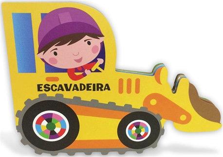 SOBRE RODAS - A PEQUENA ESCAVADEIRA