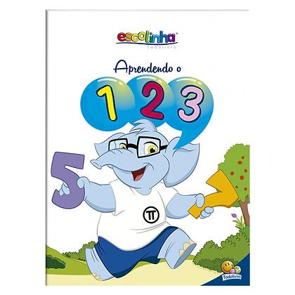 Aprendendo O 123 (Escolinha Todolivro)